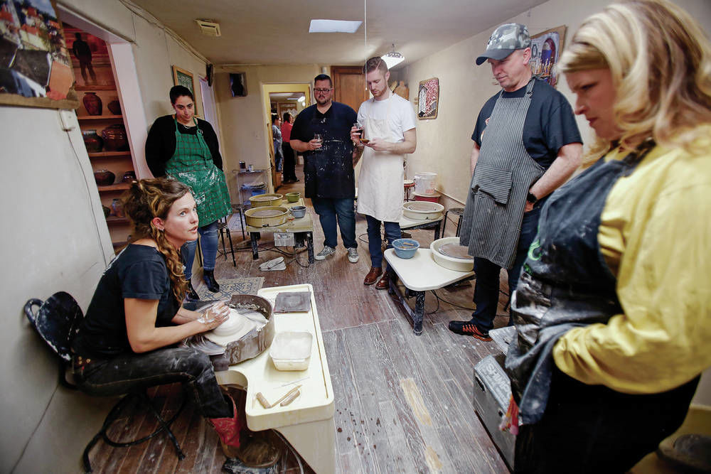 At Paseo Pottery, the art of generosity