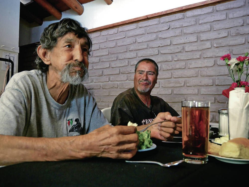 Española dining event aims to elevate soup kitchen