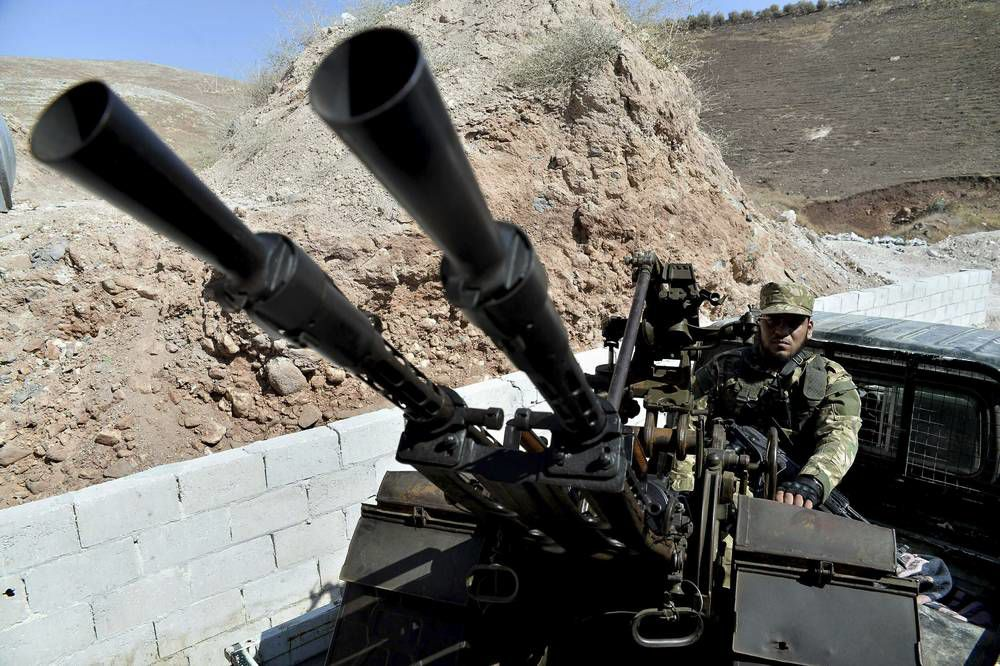Stalled Idlib campaign shows limits of Syrian, Russian power