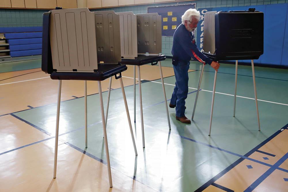 It's Election Day in Santa Fe