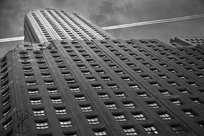 01 nov ra wall street in black and white