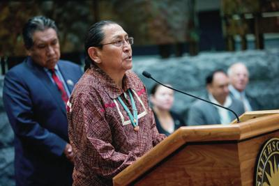 Tribes hail shield's halted sale; collectors ask what's next