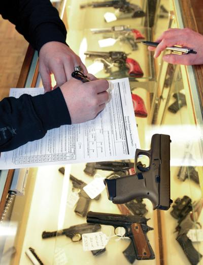 Lawmakers vow to close gun show loophole