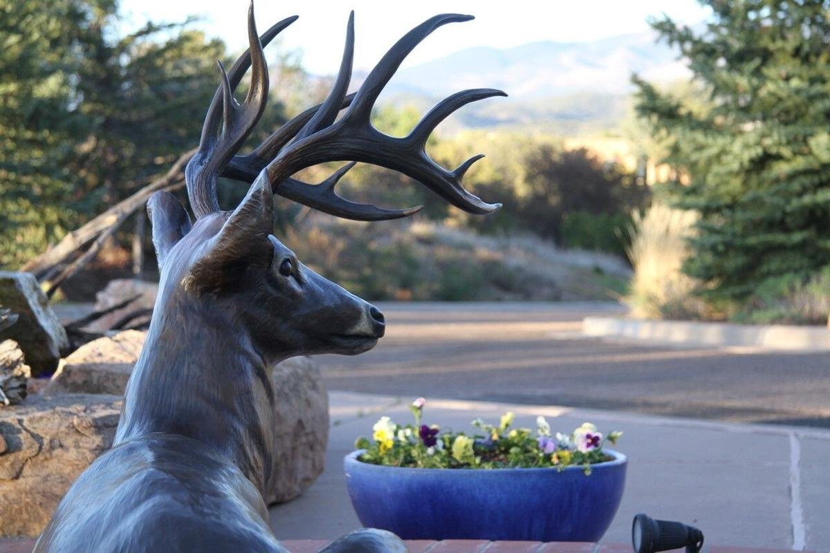 Garry chew sculpture governor's mansion