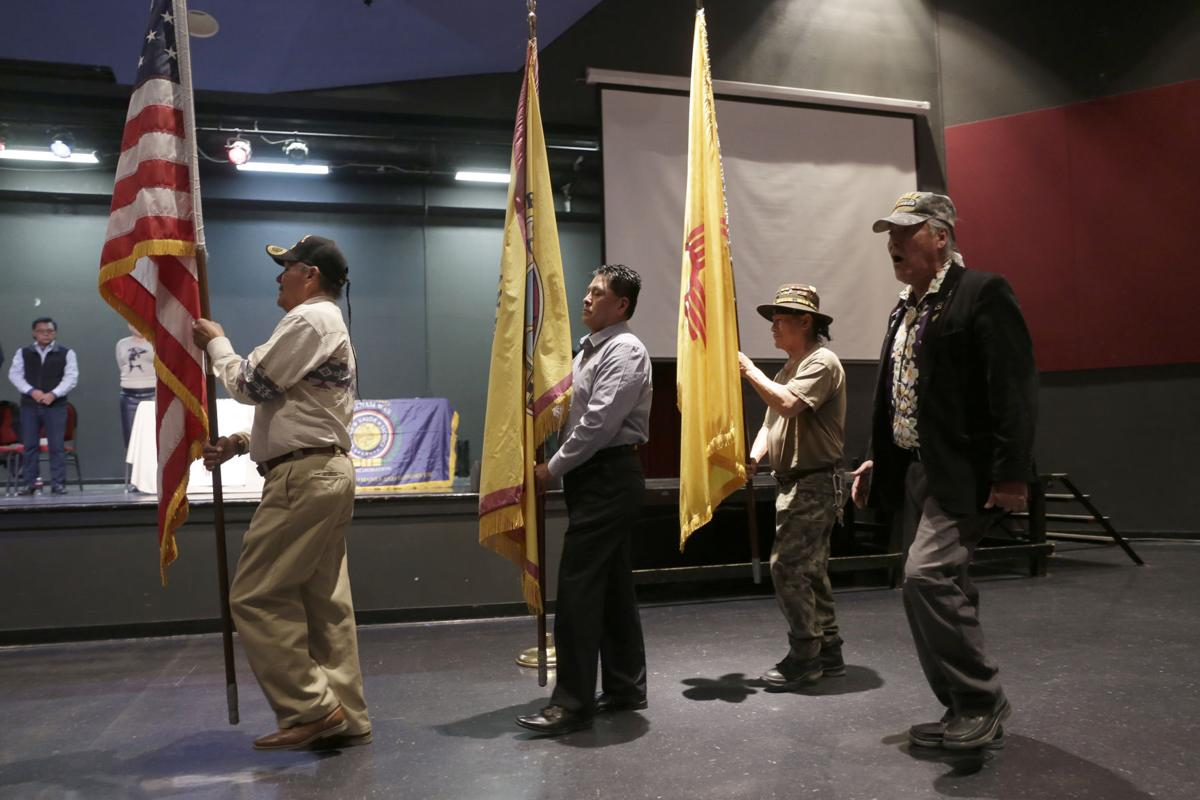 Vietnam Veterans Honored At Black Mesa Casino Local News
