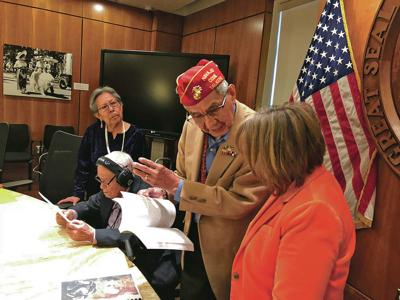 Governor, lawmakers pledge over $1.2 million for Code Talker museum
