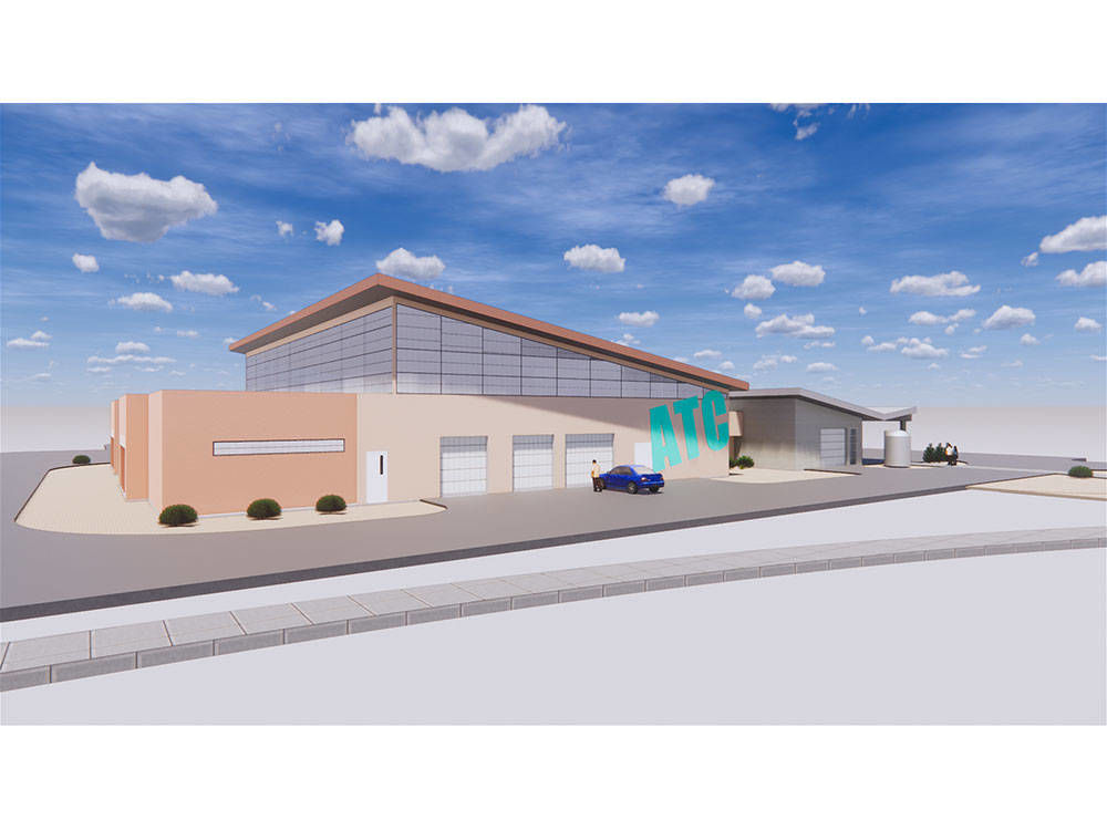 SFCC breaking ground on new Automotive Technology Center