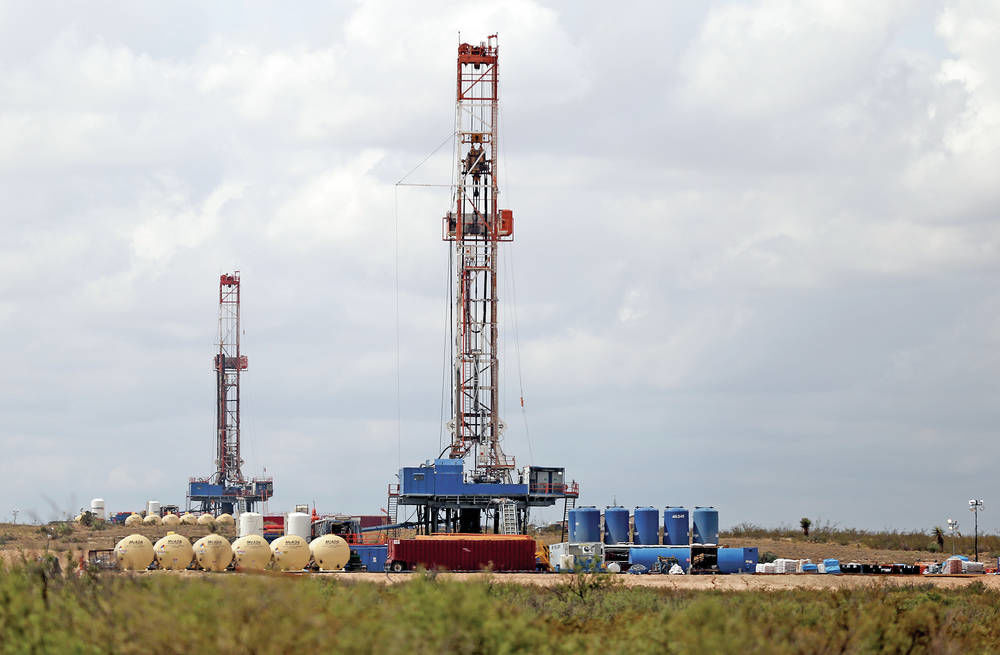 In it for the long haul in the Permian