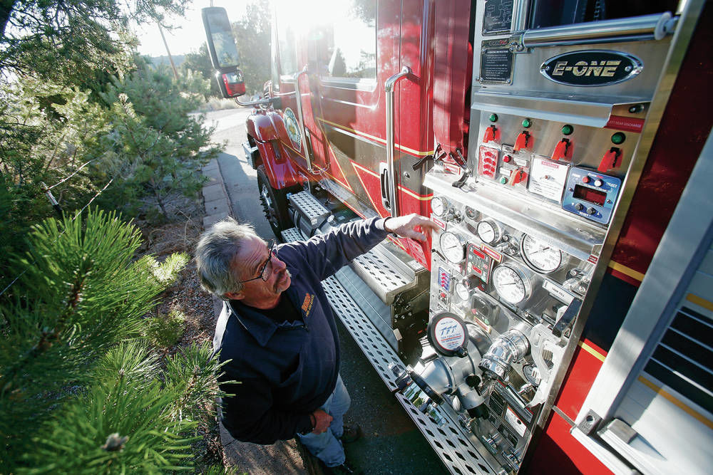 Hondo firefighters ready to make inroads with new truck