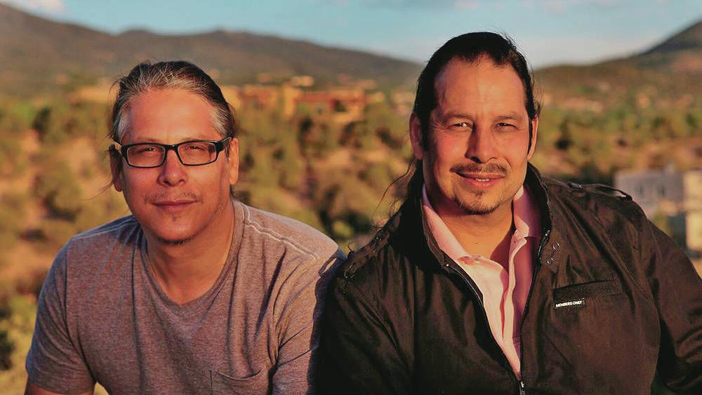 New Mexico brothers named Native Treasures winners