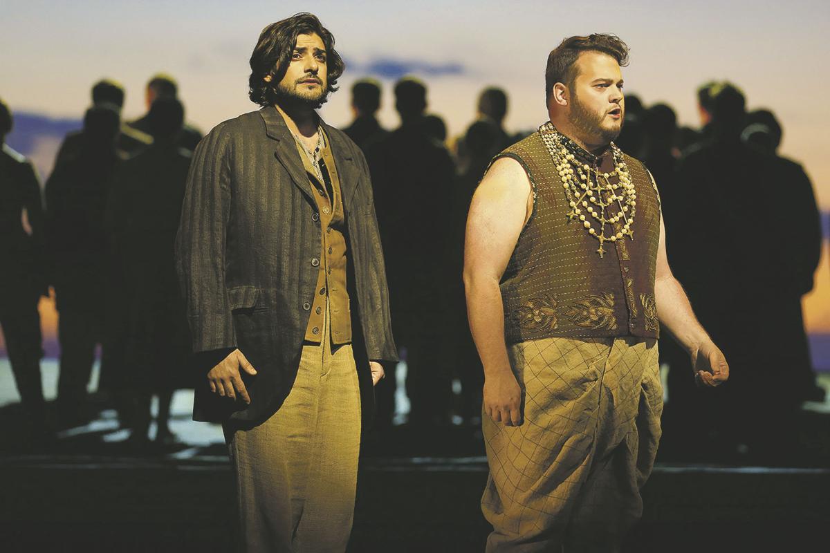 28 opera The Pearl Fishers 1