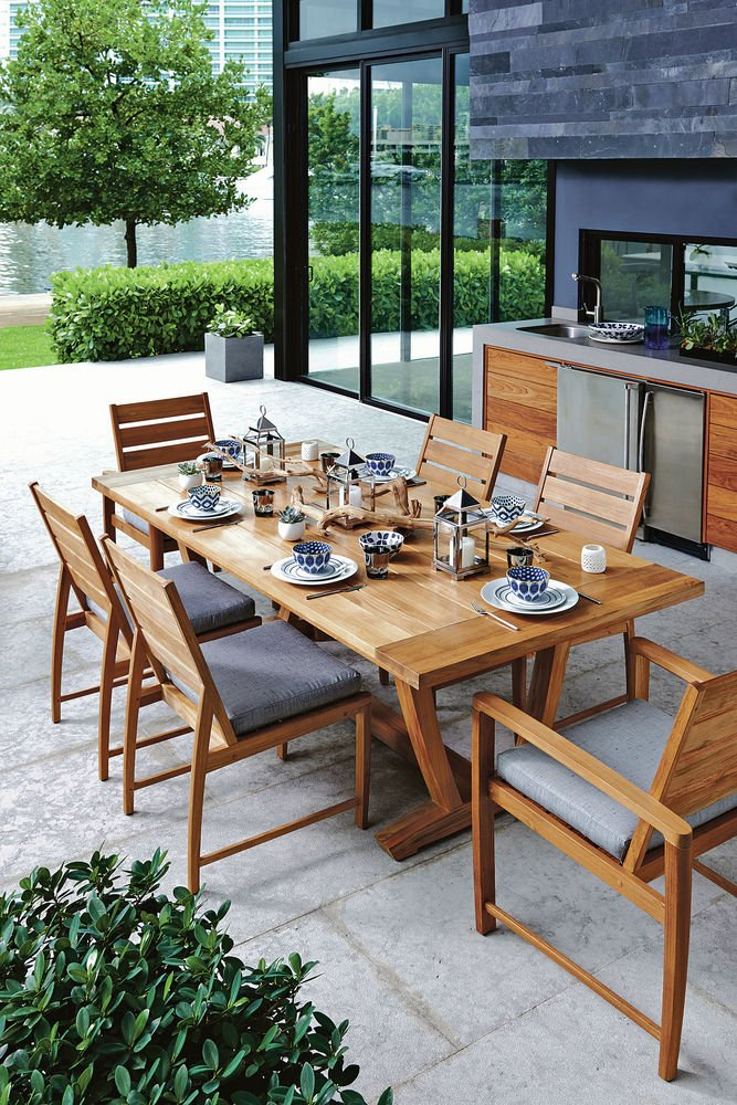Whatu0027s Hot In Outdoor Furniture