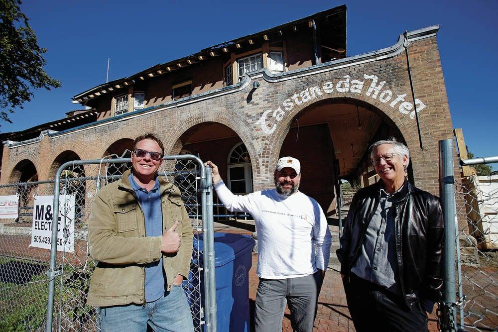 New life for La Castañeda in Las Vegas, N.M.