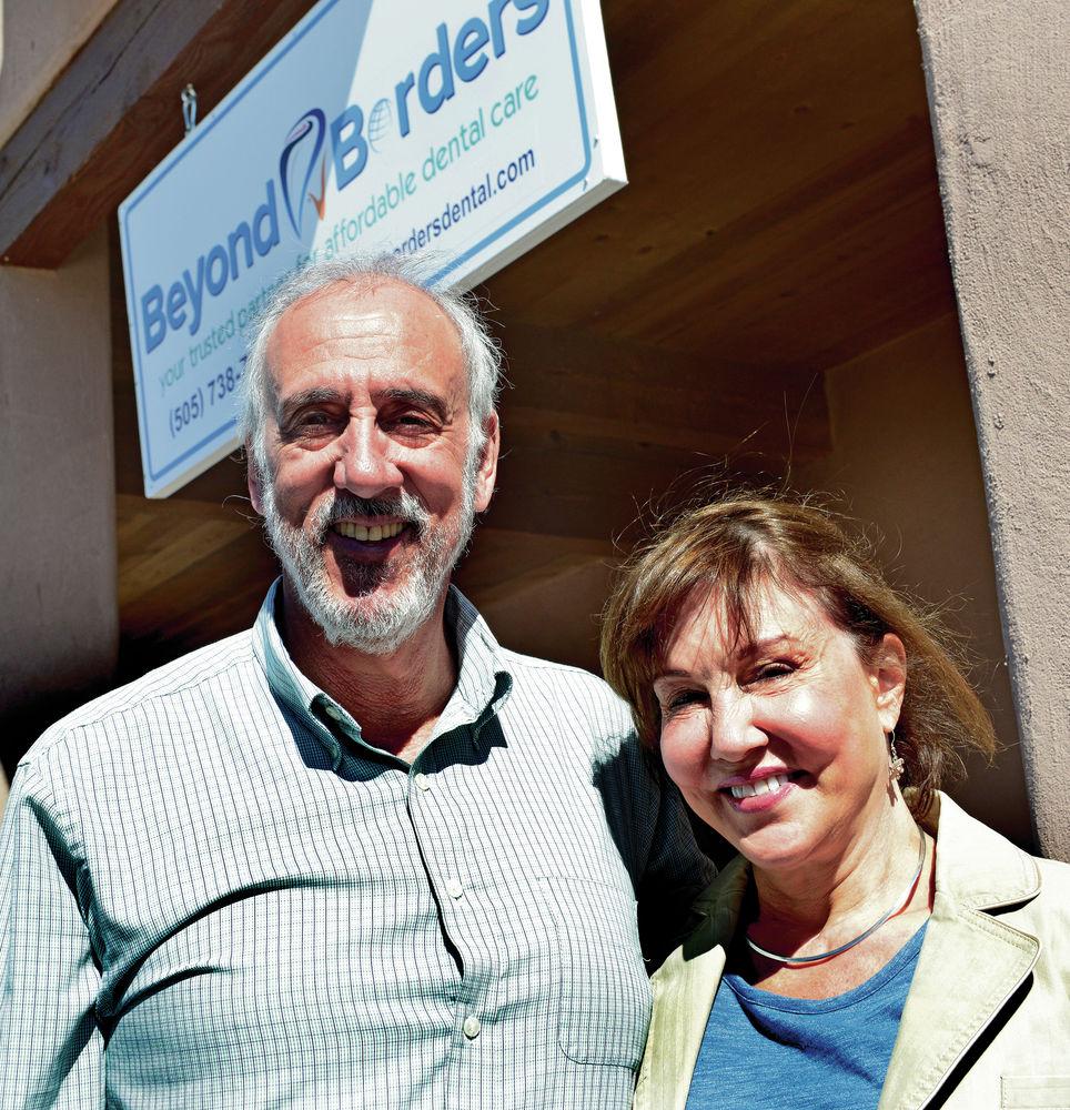 Easing cross-border dental care