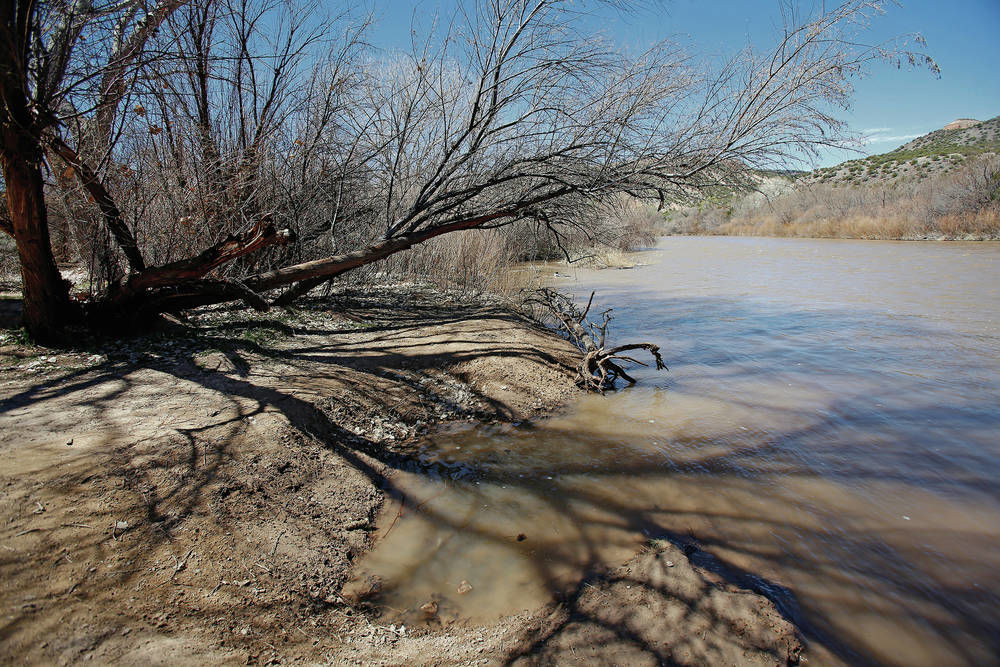 Rivers are running in Northern New Mexico