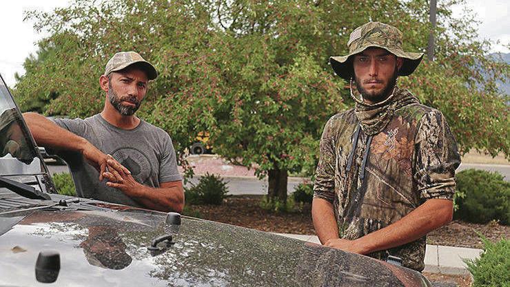 Santa Fe County hunters describe close encounter at Pot Mountain
