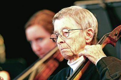 Cellist co-founded Santa Fe Community Orchestra