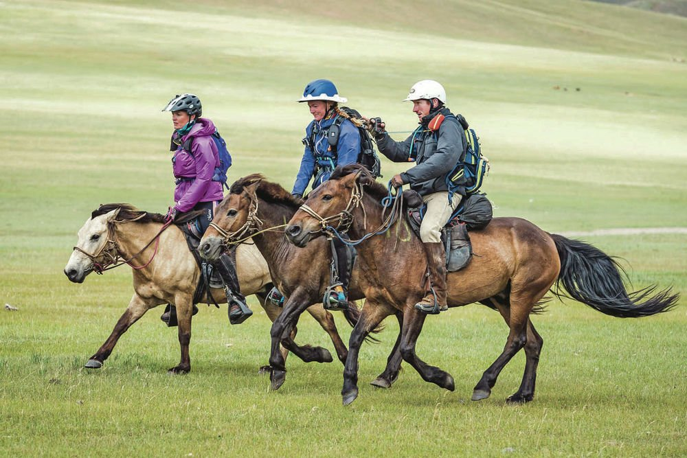 New Mexico rider ties for first in Mongol DerbyX