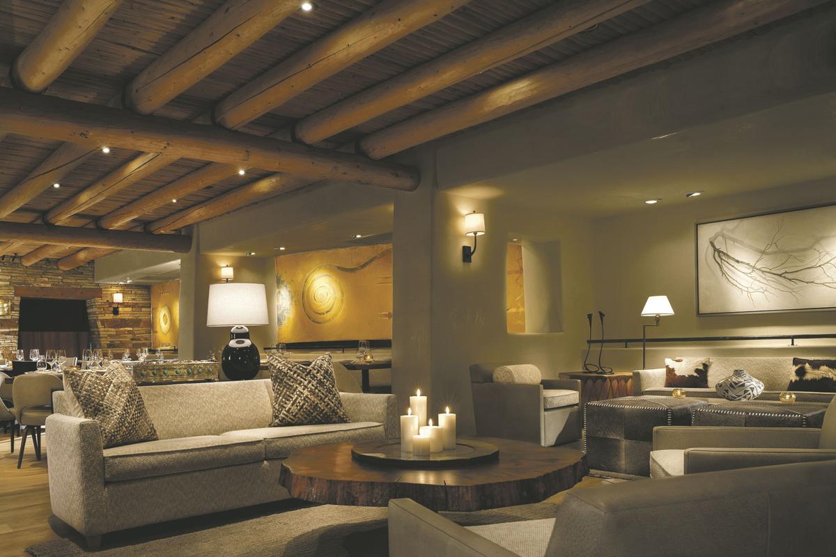 Anasazi dining room