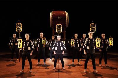 Bio-rhythms: Kodo celebrates the Earth with taiko drumming