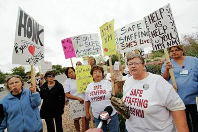 New Mexico unions are smaller, but they still have a voice