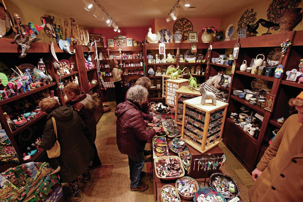 Museum Store Sunday may help with unique gifts; seven shops taking part in Santa Fe