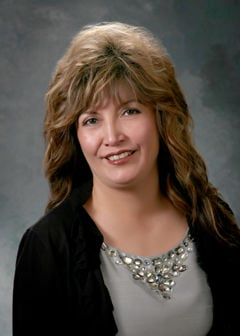 Former State Rep. Sandra Jeff, D-Crownpoint