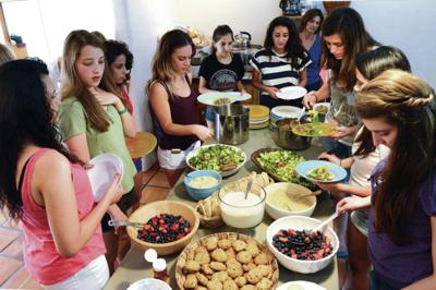 Camp aims to build understanding between Palestinian and Israeli girls
