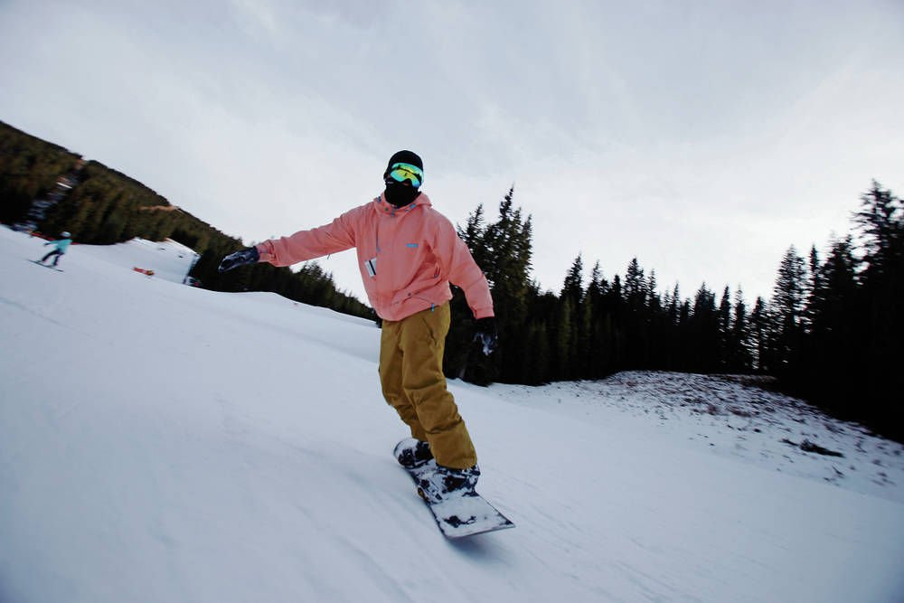 At New Mexico's snow-challenged ski resorts, mountains of anxiety