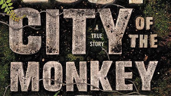 lost city of the monkey god pdf