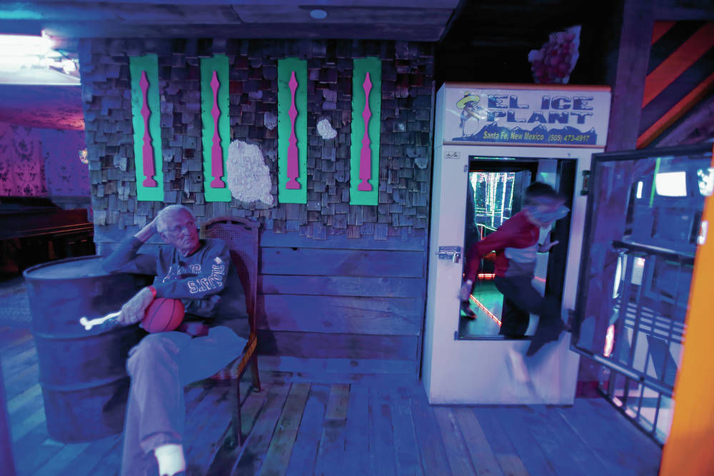 After drawing 400K visitors in first year, Meow Wolf works to keep it fresh