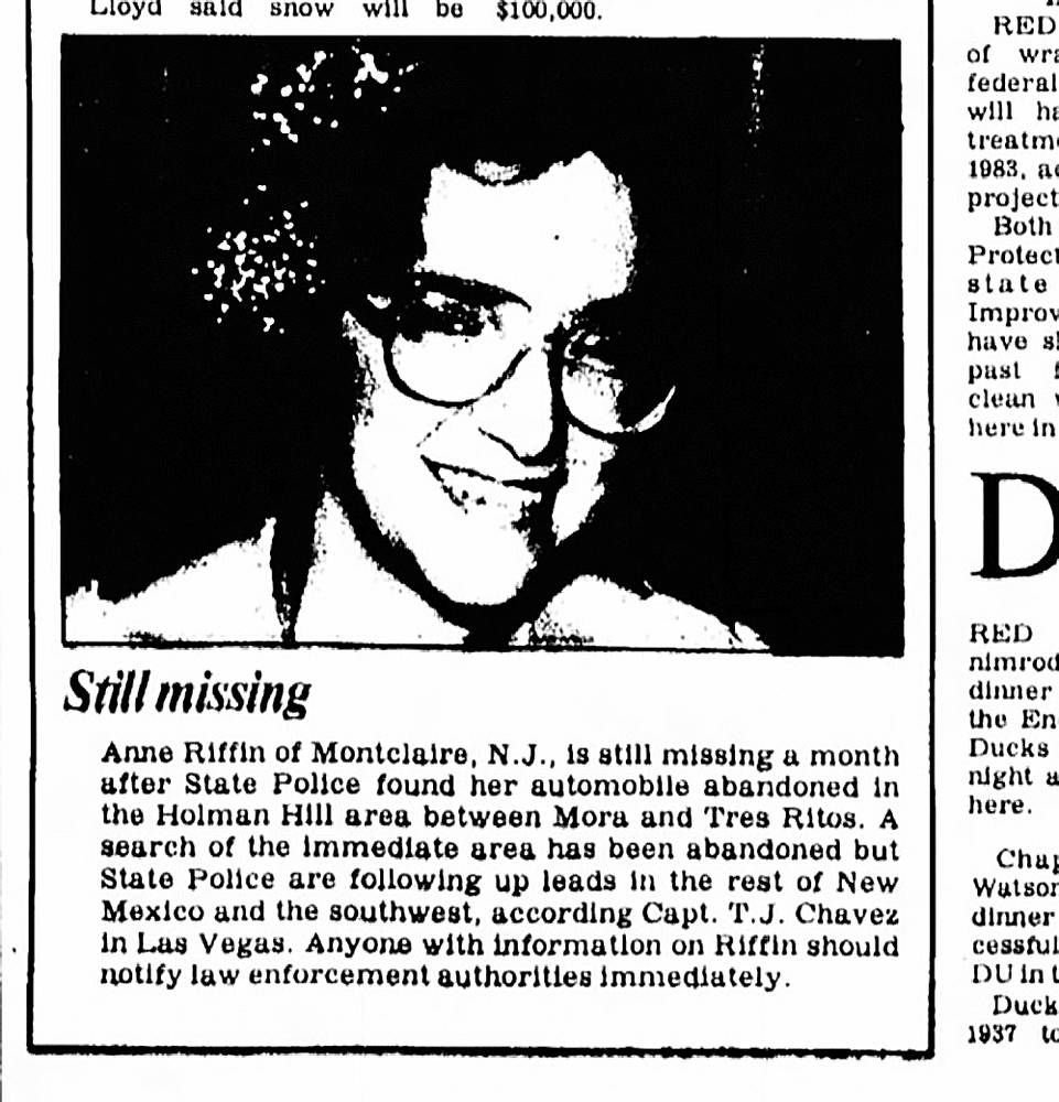 Without a trace: 35 years after woman vanished, what happened