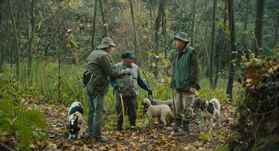 Boys and their dogs and their fungi: 'The Truffle Hunters'