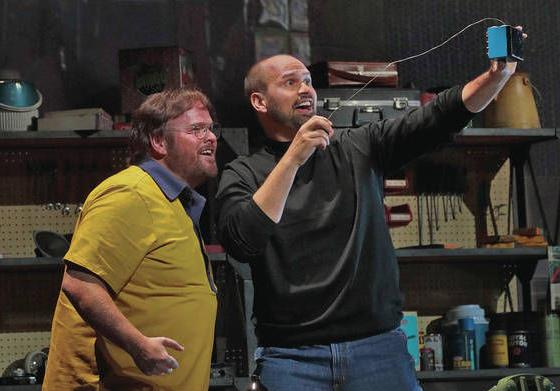 Review: 'The (R)evolution of Steve Jobs': Zen and the art of opera