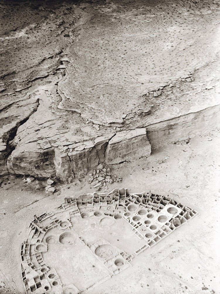 The center holds: Enigmas endure at Chaco Canyon | Art ...