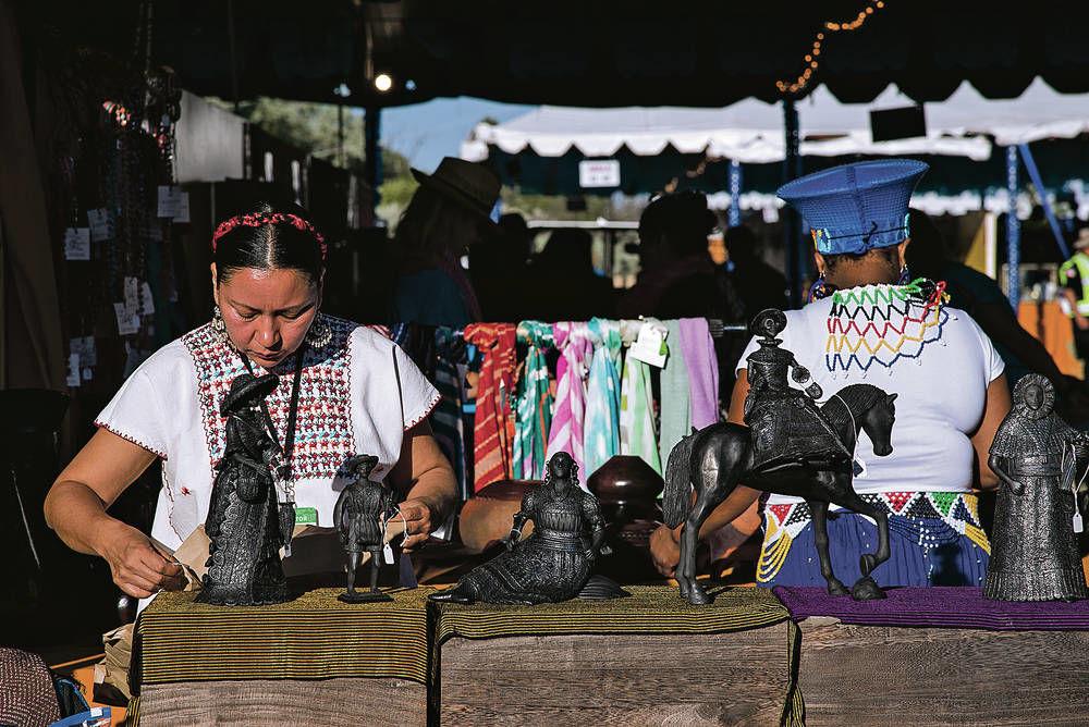 International Folk Art Market | Santa Fe more diverse