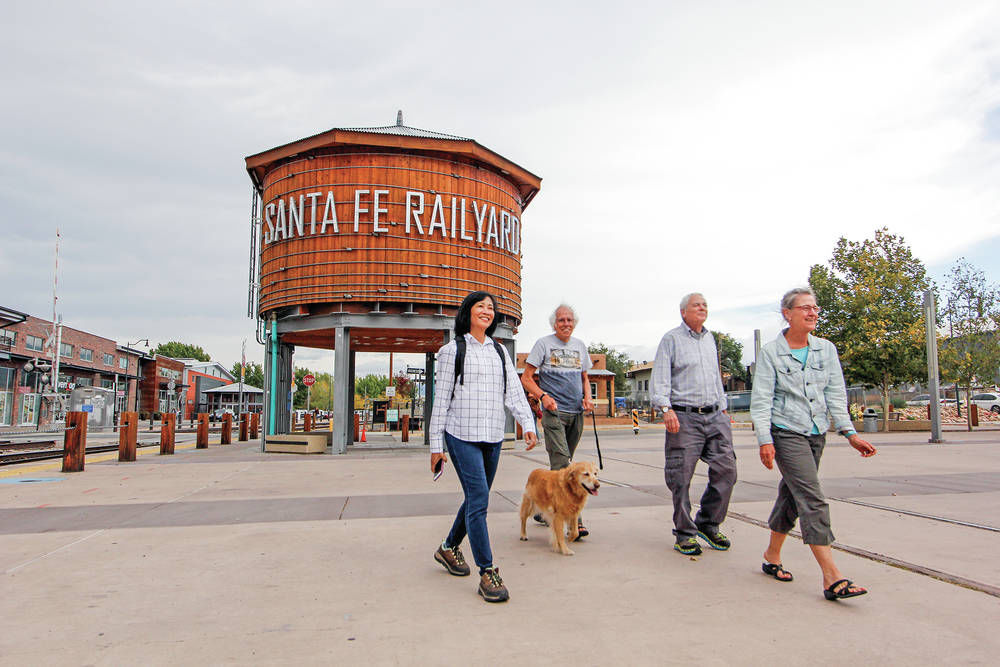 Revamped SITE Santa Fe adds momentum to Railyard's redevelopment