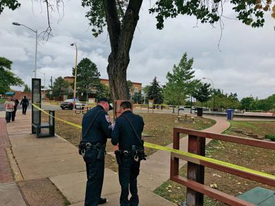 Police investigating possible homicide near downtown skate park