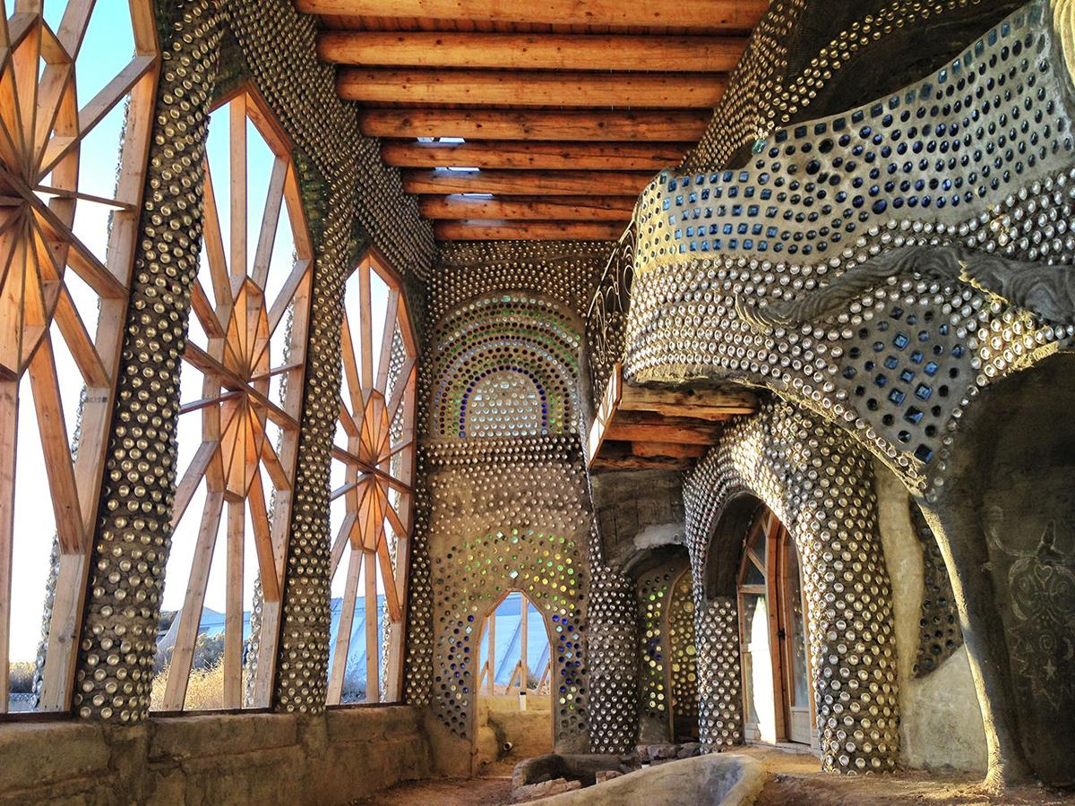 Gimme Sustainable Shelter The Earthships Of Taos County