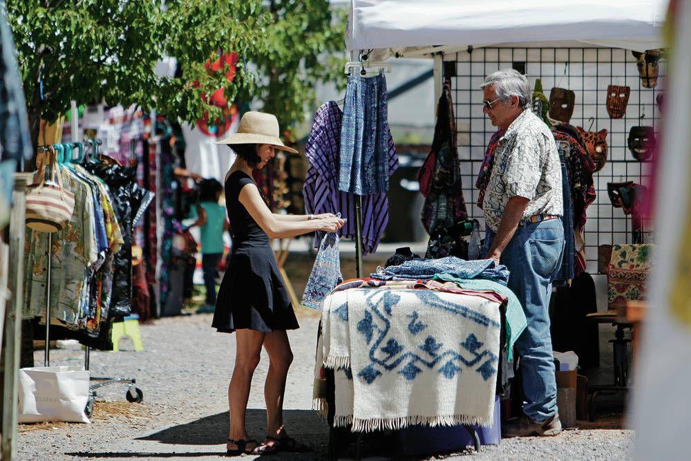 Rufina St Greenhouse Becomes Vendors