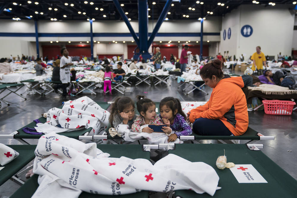 Dallas Convention Center Ready for Evacuees' Arrival, Whenever That Might Be