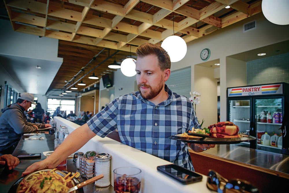 The Pantry Dos brings favorites and more to community college district south of Santa Fe