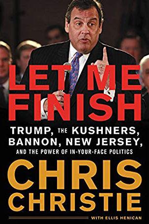 Let Me Finish Chris Christie