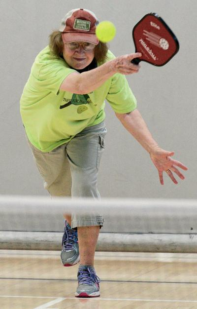 Pickleball is latest racket in town