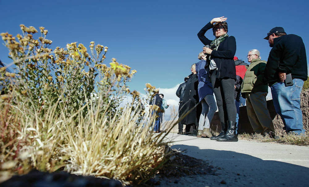 Special Weeds Action Team tours Santa Fe, considers options