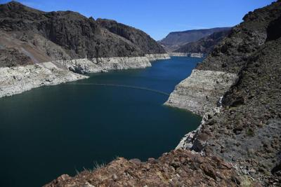 Arizona commits to drought plan for Colorado River