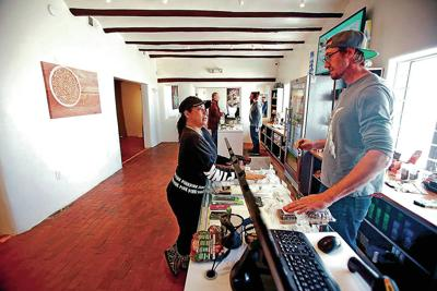 New Mexico producers seeing green on medical pot sales