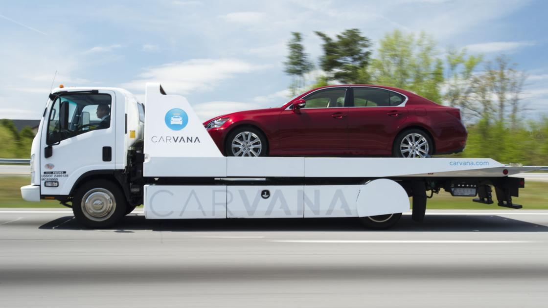 Online used car seller Carvana adds Santa Fe market