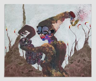 Wangechi Mutu at Zane Bennet Contemporary Art