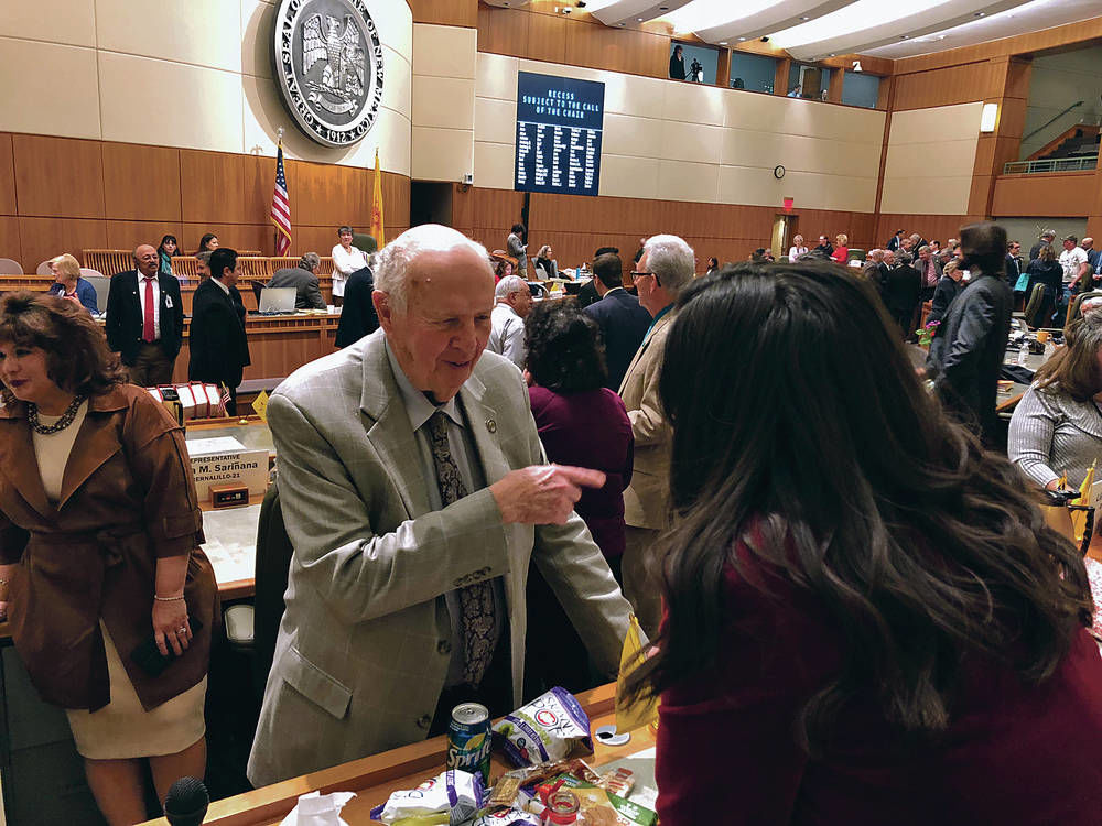 What New Mexico lawmakers did, didn't do